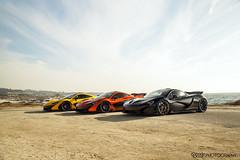 McLaren P1 x 3. (Charlie Davis Photography) Tags:
