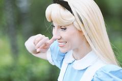Alice (dolewhip) Tags: epcot alice disney wdw waltdisneyworld aliceinwonderland worldshowcase
