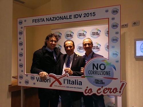 Festa Nazionale IdV a Milano
