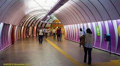Rio de Janeiro: Metr Linha 1, Estao Cardeal Arcoverde (nabobswims) Tags: brazil station riodejaneiro subway br metro ubahn estao lightroom cardealarcoverde nabob nabobswims