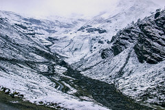 Rohtang Pass (Traveler | Photographer | Graphic Designer) Tags: winter mountain snow highway hills snowfall rohtangpass himachalpradesh naturephotography canonpics canonshot naturebeauty naturepics naturecolor incredibleindia natureimages naturephotograph canonimage canon600d