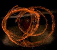 (vipmig) Tags: longexposure motion fire movement nikon performance burning entertainment performer fireperformance firespinners fireart firestaff firenation fireartist firephotography