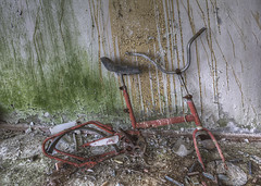 'Recycled' (Timster1973 - thanks for the 10 million views!) Tags: old rot abandoned broken rotting bike bicycle canon photography photo tim still education ruins europe silent decay empty nursery neglected rusty nuclear ukraine explore abandon forgotten urbanexploration tragedy rusted disaster ghosttown radioactive kindergarten rotten exploration childs forgot derelict broke abandonment hdr highdynamicrange decaying dereliction ue chernobyl urbex theforgotten takingback beautifuldecay photomatix pripyat exclusionzone beautyindecay prypyat nucleardisaster europeanexploration urbanwandering decayedandabandoned timknifton timster1973 knifton chernobylnucleardisaster teammoonwhistle