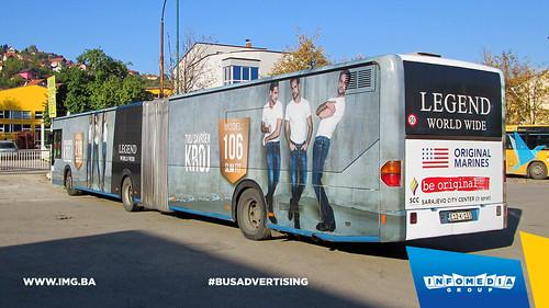 Info Media Group - Legend-Original Marines, BUS Outdoor Advertising, Sarajevo 10-2015 (3)