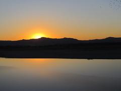 "New Bagan: coucher de soleil sur le fleuve Irrawaddy <a style=""margin-left:10px; font-size:0.8em;"" href=""http://www.flickr.com/photos/127723101@N04/23252012966/"" target=""_blank"">@flickr</a>"