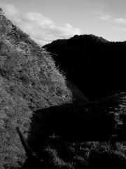 Tregonning Hill (leavesandpuddles) Tags: blackandwhite bw monochrome cornwall shadows ashton methodism chiaroscuro biancoenero preaching cornish johnwesley kernow blancetnoir lightandshade godolphin schwarzundweiss balwest tregonninghill preachingpit