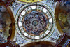DSC_2713 Praga, cupola della Chiesa di San Nicola in Malá Strana (Giovanni Pilone) Tags: arte prague prag praha praga chiesa cupola architettura repubblicaceca chiesadisannicolainmalástrana