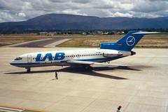 Lloyd Aereo Boliviano - LAB Boeing 727-1A0 CP-861