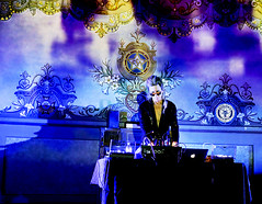 William Basinski and How Music Can Change Your Life if You Let it. (kirstiecat) Tags: williambasinski bohemiannationalcemetery chicago musician disintegrationloops cascade drone ambient cemetery music live concert amazing canon cinematic moment