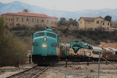 AnotherDay, Another Excursion (Arrowhead Fan) Tags: verdecanyonrailroad arizona central clarkdaleaz emd f7 1510 vcrr azcr