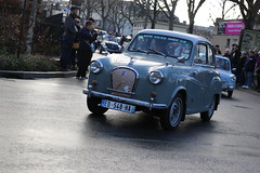 Austin A30 (CHRISTOPHE CHAMPAGNE) Tags: epernay 2016 france habitsdelumiere 51 marne champagne automobile voiture collection defile car classic aus tin ed549ha a30 a35
