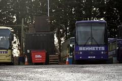 A6 BNT (markkirk85) Tags: bus buses coaches coach ex m274tsb volvo b10m62 van hool bennetts new crawford neilston 51995 m274 tsb a6 bnt a6bnt