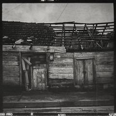 Matthew (*altglas*) Tags: mittelformat 6x6 120 film analog bw monochrome zeiss superikonta 53316 cuba ilford3200 mediumformat baracoa hurricane matthew