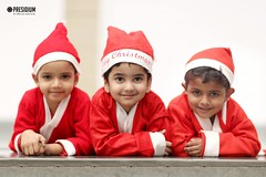 CHRISTMAS CELEBRATIONS PRESIDIANS SPREAD THE FESTIVE CHEER (PRESIDIUM SCHOOL DELHI) Tags: top 10 schools delhi best senior secondary