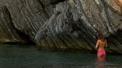 (plyushchikhafilm) Tags: pink stone girl