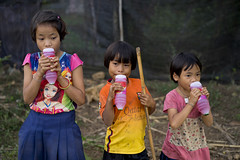 Sugary drinks (jamiethompson01) Tags: zeiss carl thailand december 55mm sony a7 mk2 18f 2016 fizzy drinks barcelona colours bright village hill tribe myanmar burma refugee kids disney