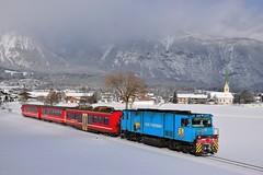 DSC_1076_D14 Zillertalbahn (rieglerandreas4) Tags: zillertal winter schnee eisenbahn schmalspur