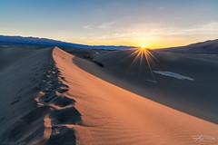 Dawn (Rkitichai) Tags: dawn sand dunes desert deathvalley nationalpark landscape landscapephotography nature naturephotography travel travelphotography sunrise morning outdoor wanderlust rkitichaicom