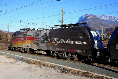 MRCE ES 64 U2-060 TX Logistik, Kufstein