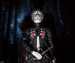 Shall we begin? (MadMartigen) Tags: mezcotoyz toy hellraiser pinhead cenobite