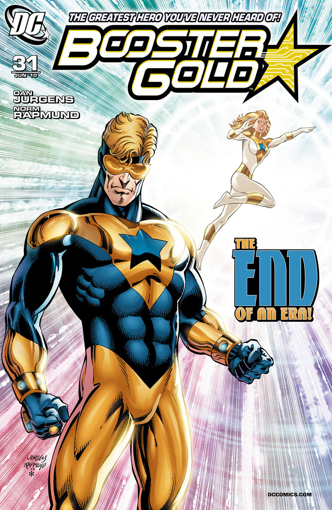 Booster Gold (2007) #31