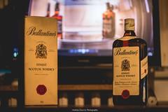 '1986 Ballantine's Finest Scotch Whisky' (Andrija Zecevic Photography) Tags: canon eos 700d helios 44m 58mm f2 bokeh bokehphotography beyondbokeh photo photos photography detail details detailphotography ballantines finest scotch whisky alchocol from 1986 old logo jack daniels jackdaniels