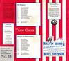 St Mirren vs Heart Of Midlothian - 1989 - Back Cover Page (The Sky Strikers) Tags: st mirren heart of midlothian hearts love street bq scottish premier league official match magazine 80p