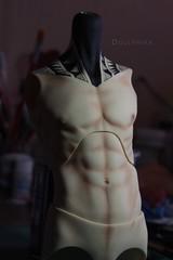 Oleg body ([Hisomu]) Tags: bjd body tattoo spiritdoll proud faceup dollprika tribal blushing