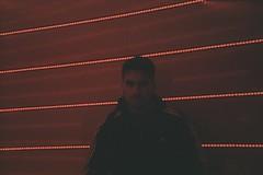 Primer Carrete Revelado. Werlisa Club Color (Sr_Bertog) Tags: madrid neón rojo chico werlisaclubcolor werlisa