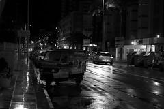 el congo (pepe amestoy) Tags: streetphotography nightphotography blackandwhite elcampello spain fujifilm xe1 carl zeiss t planar 250 zm leica m mount