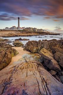 Lighthouse, Leça da Palmeira - Portugal