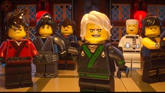 The LEGO Ninjago Movie 🐱‍👤 (Alex THELEGOFAN) Tags: lego legography minifigures minifigure minifig minifigs minifigurine movie minifigurines ninjago the lloyd kai cole nya zane jay garmadon ninja trailer suit