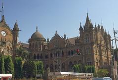 India (Mumbai) Chatrapati Shivaji Terminus Railway Station, formerly Victoria Terminus