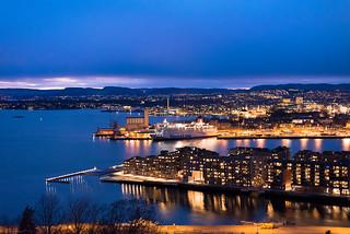 SØRENGA og Oslofjorden