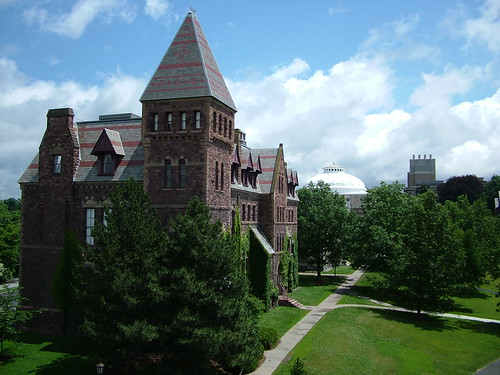 North Arts Quad