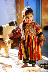 little boy in jaisalmer - india portrait galleria travel asia phitar rajhastan little boy jaisalmer