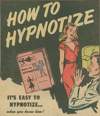 hypnotize (by senses working overtime)