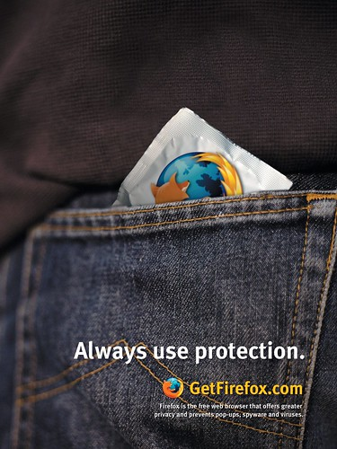 Be safe with Firefox