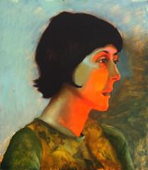 portrait (BIGAWK) Tags: painting illustration art portrait commission sketch render light draw create beauty