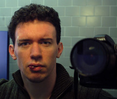 A mug shot, literally. (Ryan Brenizer) Tags: 2005 nyc portrait selfportrait me bathroom mirror fight topv333 fuji harlem topc50 injury ofme finepixs2pro noflash crime mug april wound mugged carpeicthus sigma28300mmf3563dl flickr:user=carpeicthus phlow:status=away