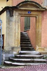 Doorsteps (_Marcel_) Tags: neuchatel swiss switzerland schweiz door tr treppe steps 1 portal stairs top20fav