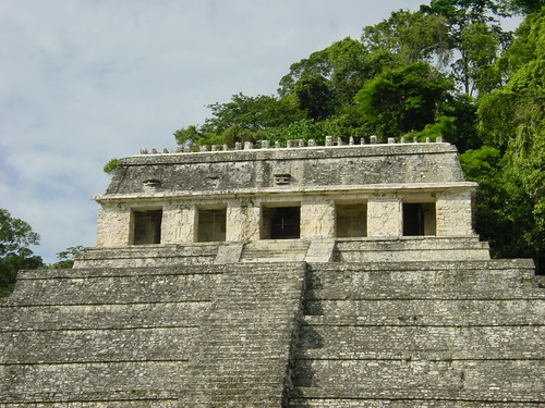 Temple of Incriptions, Palenque