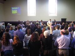 Worship straight (Byrnesyliam) Tags: music church worship conferance stcombs destinationofworship stcombscommunitychurch