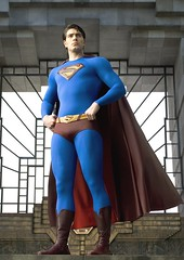 First image of Superman Costume (Krypto) Tags: superman cape brandonrouth