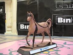 DSC01772 (Ibn Battuta Mall  Dubai  UAE) Tags: horses ibn battuta mall