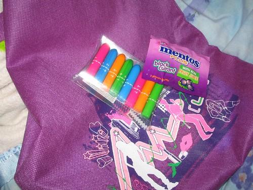 Crayon Tampons