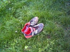 IMAG0006 (stagediver) Tags: dirty soccer football shoes dreckige fussball schuhe