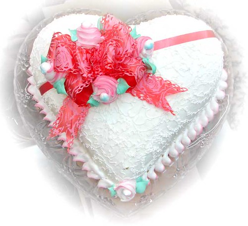 Lindsay lohan design valentine cake decorating ideas - How to decorate a heart cake ...