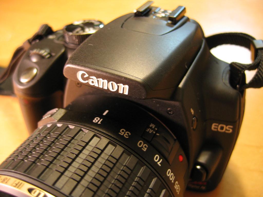 Canon EOS kiss digital N.