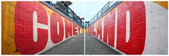 They Don't Sleep Anymore On The Beach (k.james) Tags: nyc carnival brooklyn coneyisland ramp sleep letters americana lettering signpainter godspeedyoublackemperor murrayostril theydontsleeponthebeachanymore